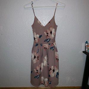 Floral Van Mour dress